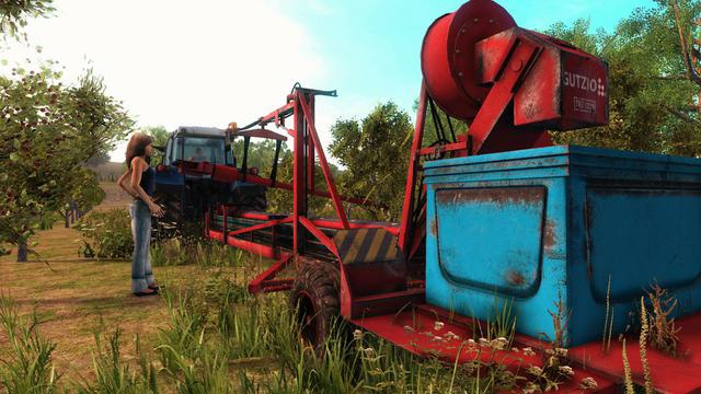 Symulator Farmy 2015
