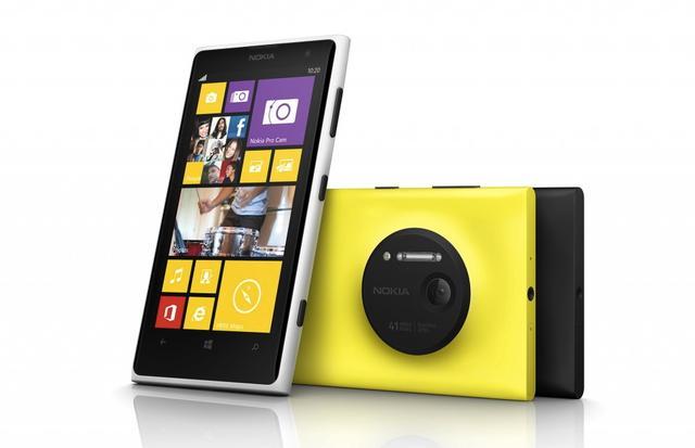 Nokia Lumia 1020 już dostępna w Polsce