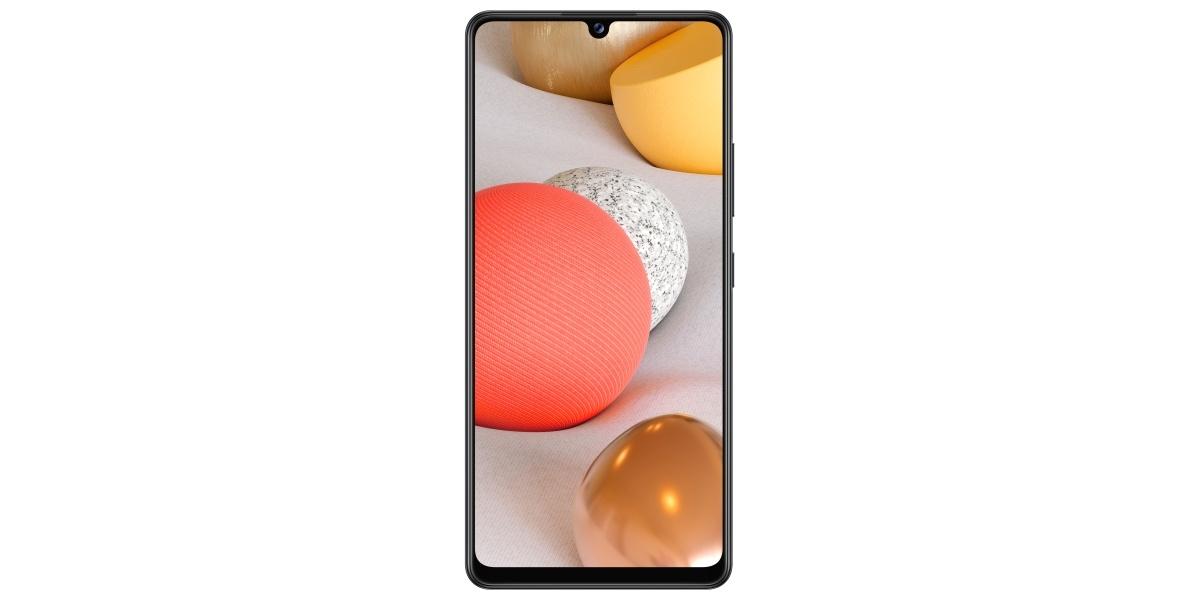 Smartfon Samsung Galaxy A42 5G pozwoli skorzystać z sieci najnowszej generacji