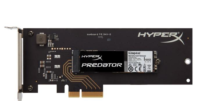 HyperX Predator PCIe SSD - Ekstremalnie Szybki SSD Z Targów CES 2015