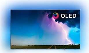 "Philips 55OLED754/12 OLED 55"" 4K (Ultra HD) SAPHI Ambilight"