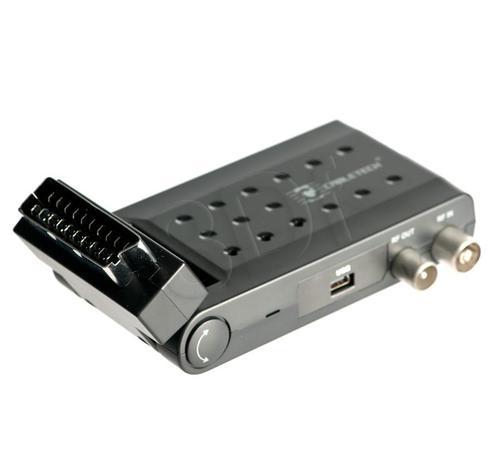 Dekoder DVB-T SD do cyfrowej telewizji naziemnej - URZ0084