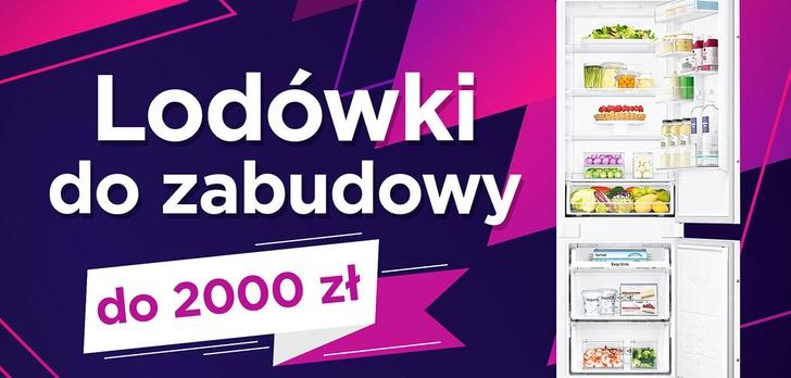Jaka lodówka do zabudowy do 2000 zł? | TOP 5 |