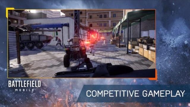 Battlefield Mobile może odebrać koronę Call of Duty: Mobile