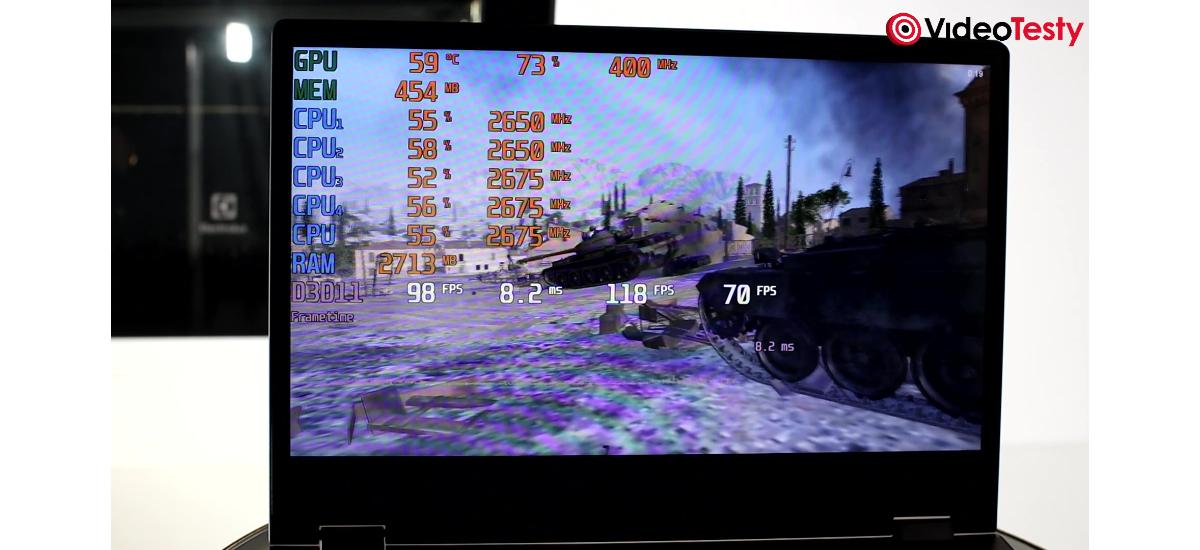 athlon 300u world of tanks