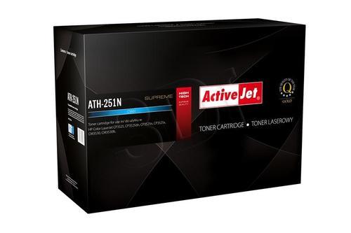 ActiveJet ATH-251N cyan toner do drukarki laserowej HP (zamiennik 504A CE251A) Supreme