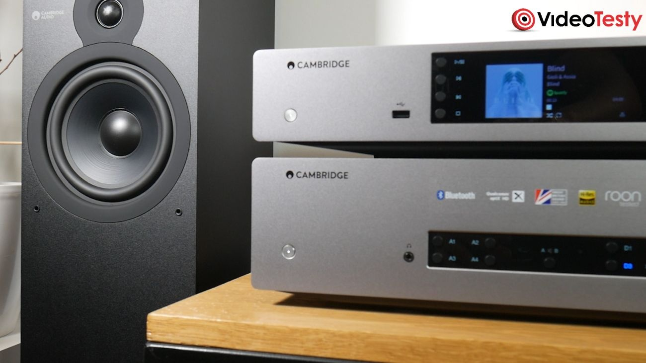 Cambridge Audio CX - świetnie grający zestaw audio