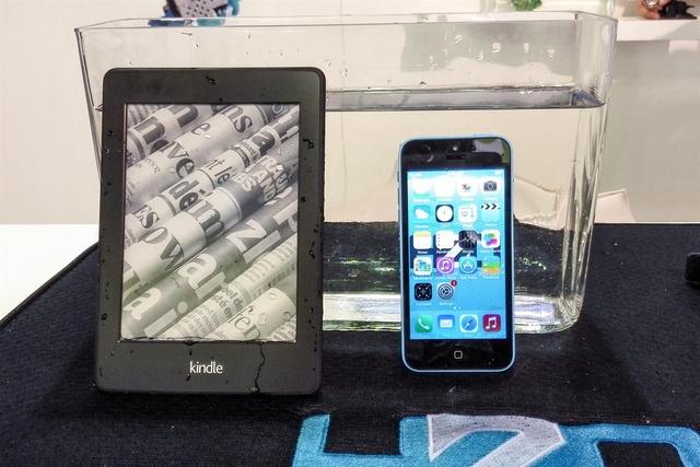 IFA: Wodoodporny iPhone, Kindle oraz Raspberry Pi