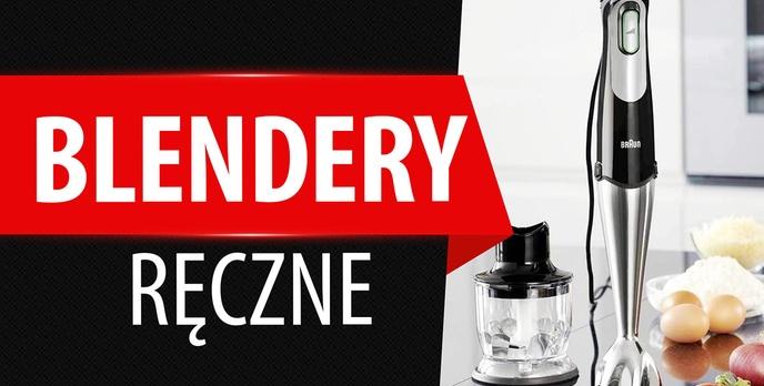 Blender ręczny | TOP 10 |