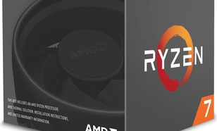 AMD Ryzen 7 1700, 3GHz, 16MB, BOX (YD1700BBAEBOX)