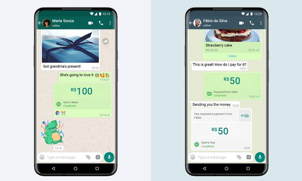 Płatności przez aplikację WhatsApp wkrótce na całym świecie
