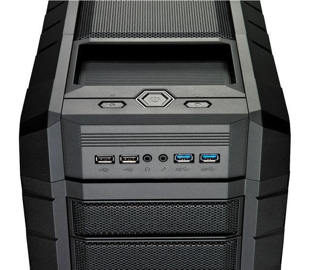 Cooler Master HAF XM - nowa, ergonomiczna obudowa od Cooler Master