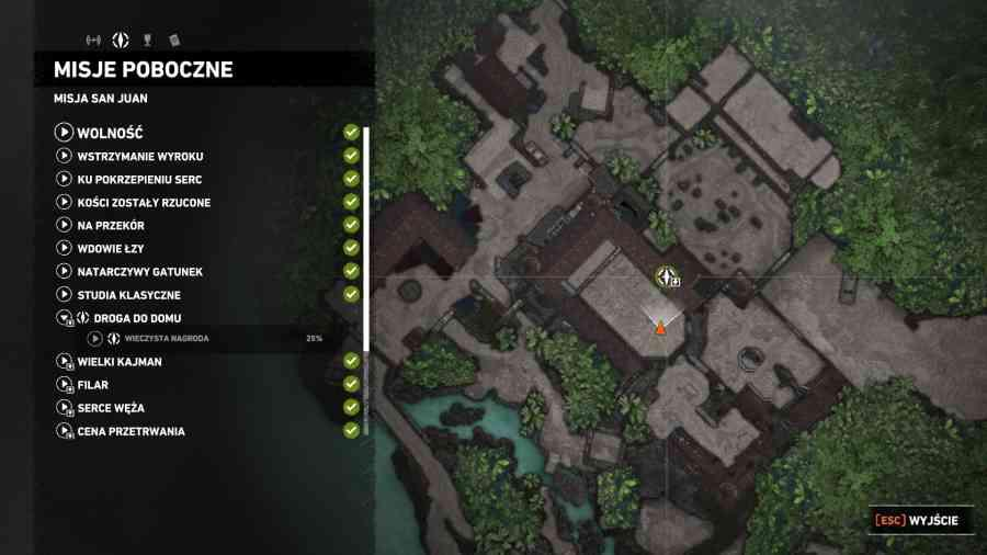 Shadow of the Tomb Raider - Nowe misje