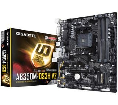 Gigabyte GA-AB350M-DS3H V2