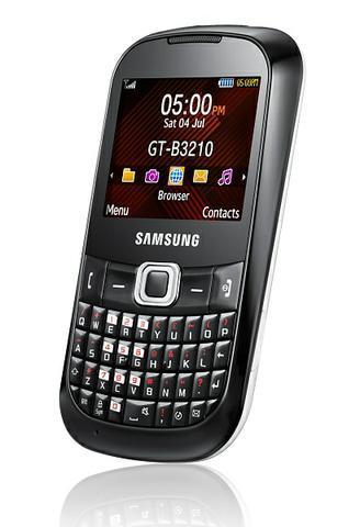 Samsung Corby TXT (GT-B3210)