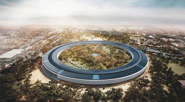 Kto Bogatemu Zabroni, Czyli Kwatera Główna Apple Za 5 Mld Dolarów!