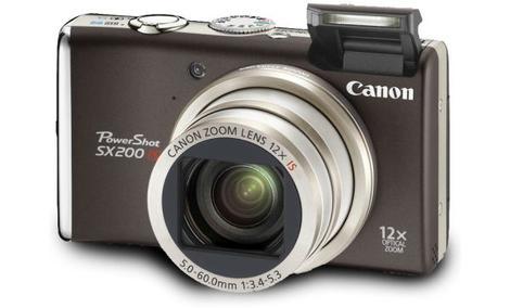 PORADA: Czułość ISO - Canon PowerShot SX200 IS