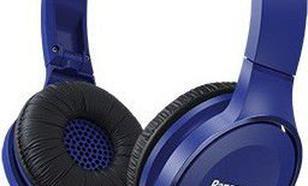 Panasonic RP-HF100E-A niebieskie