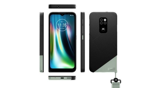 Motorola Defy to wzmacniany smartfon