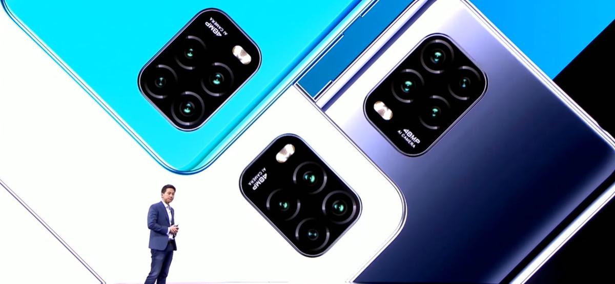 Xiaomi Mi 10 Lite 5G dostępne będą w trzech kolorach