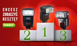 10 Lamp Błyskowych Dla Fanów Fotografii