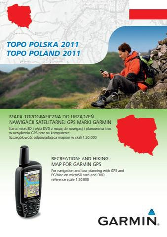 Garmin Topo Polska 2011