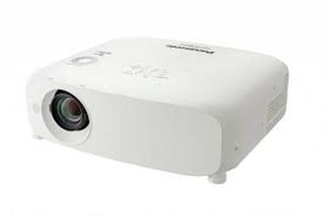 Panasonic PT-VZ570 - Przenośne Projektory Wysokiej Klasy