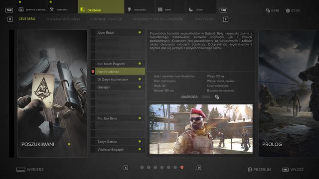 Sniper: Ghost Warrior 3 - Czarna Lista
