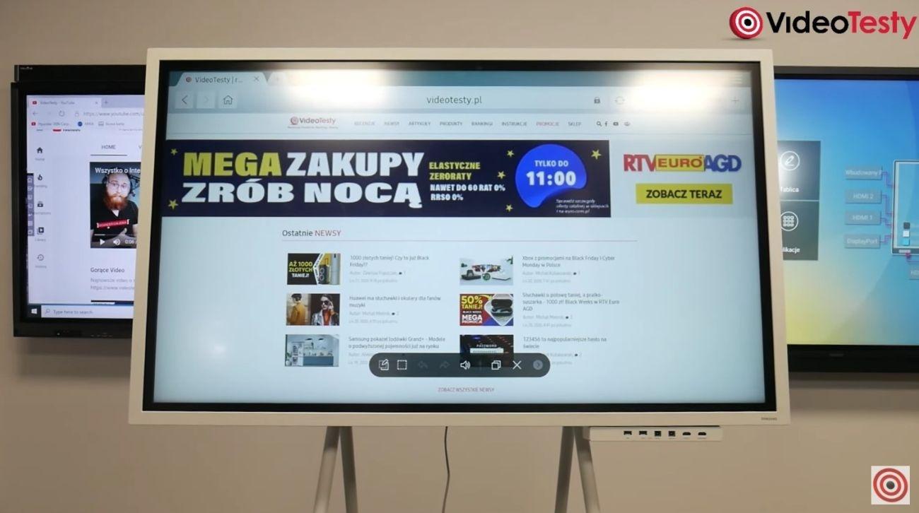Samsung Flip 2 - prezentacja