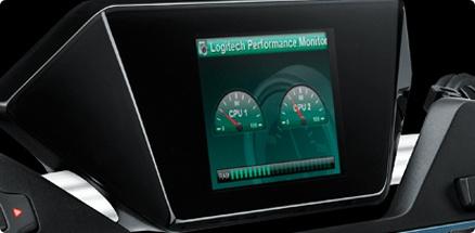 Logitech G19s - ekran LCD GamePanel