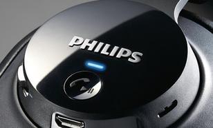 Philips SHB5500BK/00 (Czarny Bluetooth)