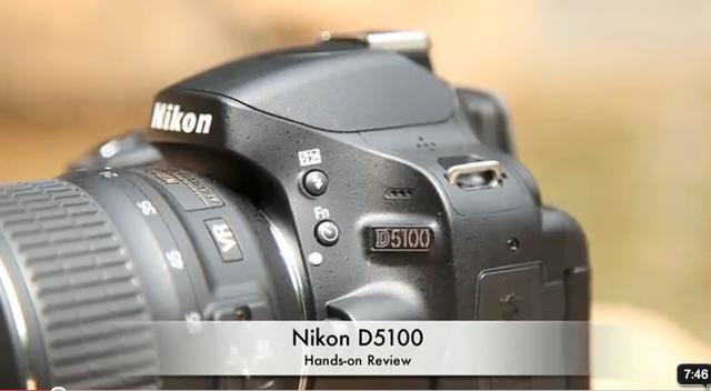 Nikon D5100 - recenzja lustrzanki cyfrowej