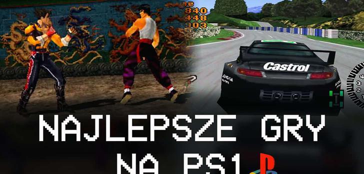 Najlepsze Gry i Serie na PlayStation (PSX) - Poznaj Kultowe Tytuły Sprzed Wielu Lat!