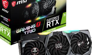 MSI GeForce RTX 2080 SUPER GAMING X TRIO 8GB GDDR6 (RTX 2080 SUPER