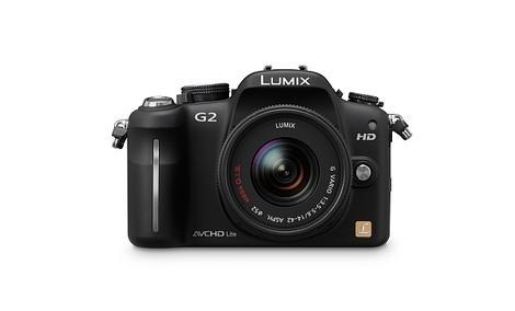 Panasonic Lumix DMC-G2 aparat z wymiennym obiektywem