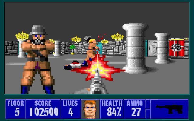 Wolfensteinem 3D... kiedy ujrzy światło dzienne...?