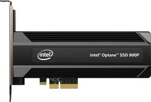 Intel Optane SSD 900P 280GB PCIe x4 NVMe (SSDPED1D280GAX1 945760)