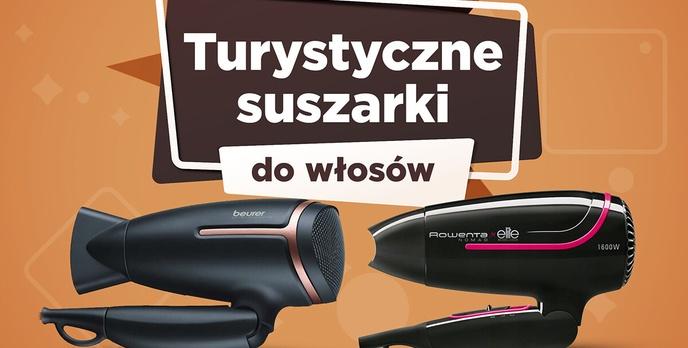 Jaka suszarka do włosów turystyczna? | TOP 7 |