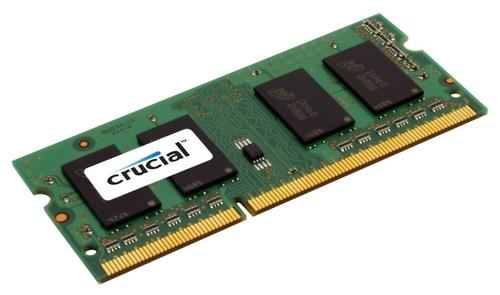 Crucial DDR3 SODIMM 8GB/1866 CL13 Low Voltage