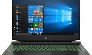 "HP Pavilion Gaming 15-EC0007NW 15,6"" AMD Ryzen 5 3550H - 16GB RAM -"