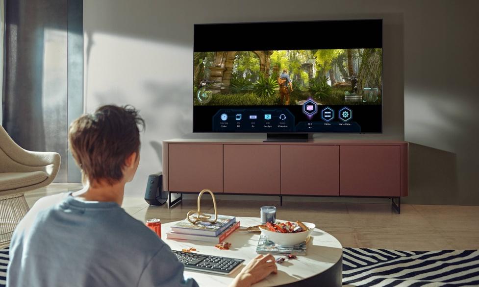 Telewizory Samsung Neo QLED i QLED dla graczy