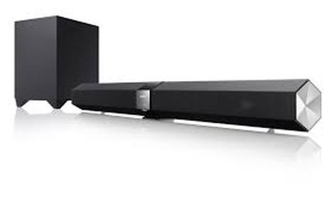 Sony HT-CT660 - funkcjonalny soundbar z subwooferem