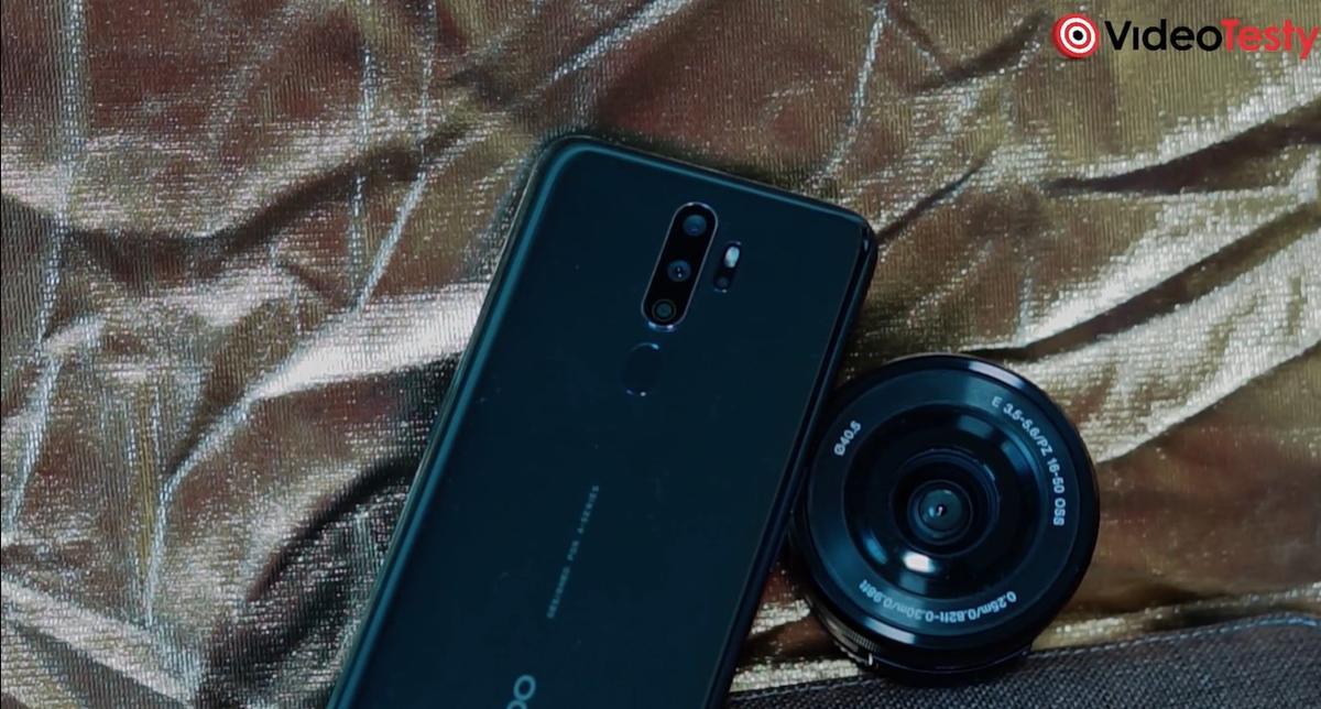 Oppo A5 2020 ma aż cztery aparaty z tyłu