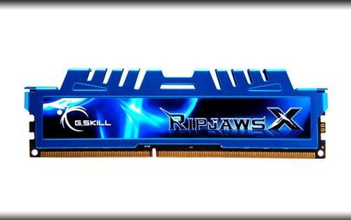 G.SKILL DDR3 16GB (2x8GB) RipjawsX 2400MHz CL11 XMP
