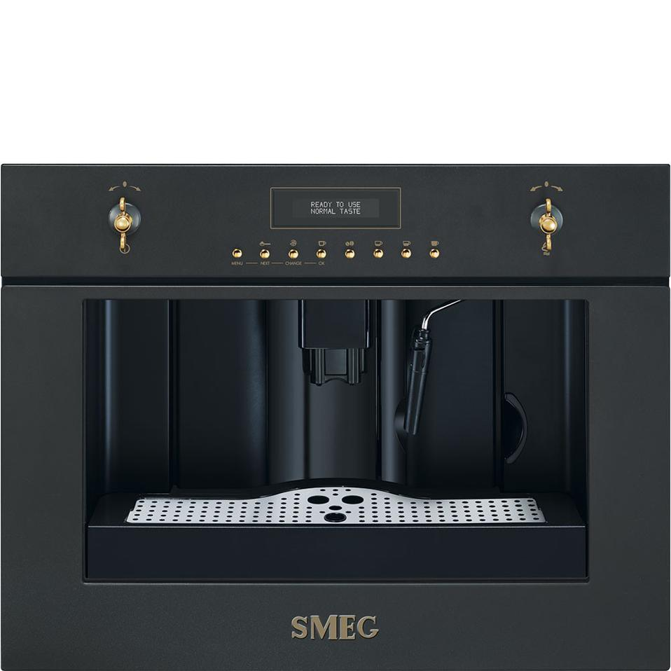 Smeg CM845A-9 ekspres do kawy