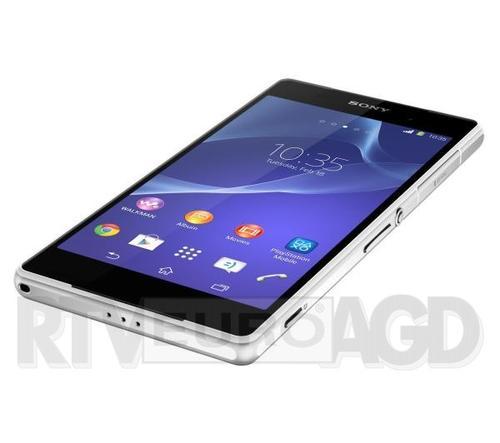 Sony Xperia Z2 (biały)