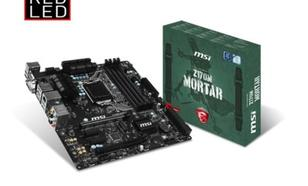 Płyta główna MSI Z170M Mortar, Z170, DDR4, SATA3, USB 3.1, mATX (7972-001R)