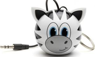 KitSound Buddy Zebra (KW KSNMBZBR)