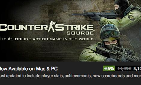 Counter-Strike: Source dla użytkowników Mac OS X