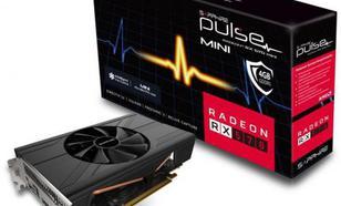 Sapphire Pulse Radeon RX 570 4GB GDDR5 (256 bit) HDMI/DVI/DP (11266-34-20G)